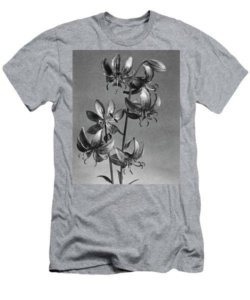 Lilium Hansonii Men's T-Shirt (Athletic Fit)