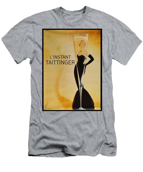 L'instant Taittinger Men's T-Shirt (Athletic Fit)