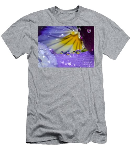 Little Faces Men's T-Shirt (Athletic Fit)