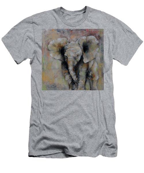 Little Giant Men's T-Shirt (Slim Fit) by Jean Cormier