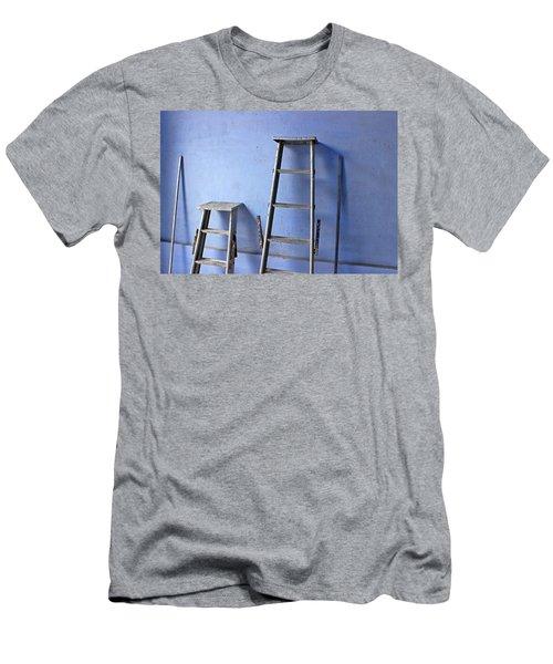 Little Steps Men's T-Shirt (Athletic Fit)