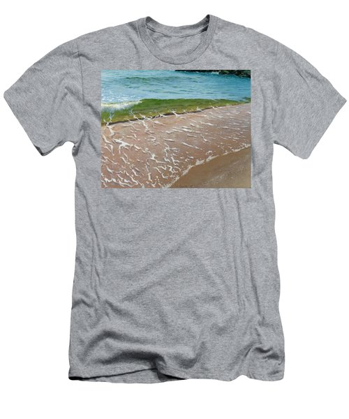 Little Wave Men's T-Shirt (Slim Fit)