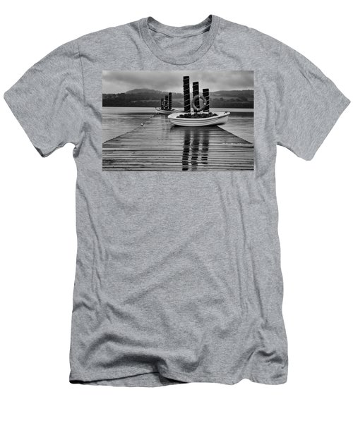 Loch Lomond Men's T-Shirt (Athletic Fit)