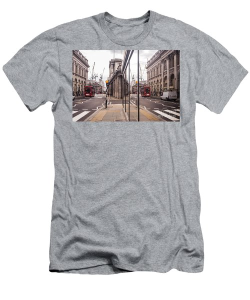 London Reflected Men's T-Shirt (Athletic Fit)