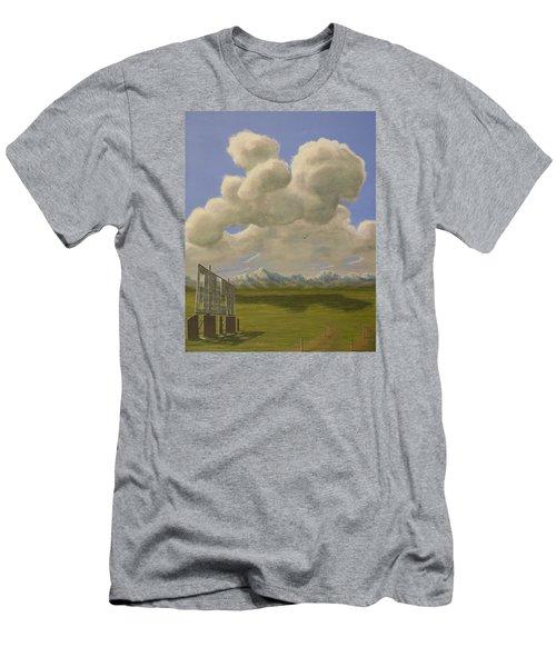 Long Intermission Men's T-Shirt (Athletic Fit)