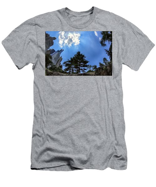 Long Way Up Men's T-Shirt (Athletic Fit)