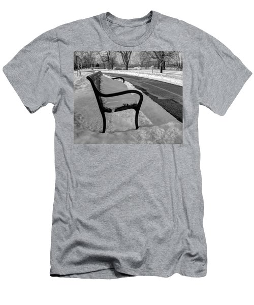 Longing For Spring Men's T-Shirt (Athletic Fit)