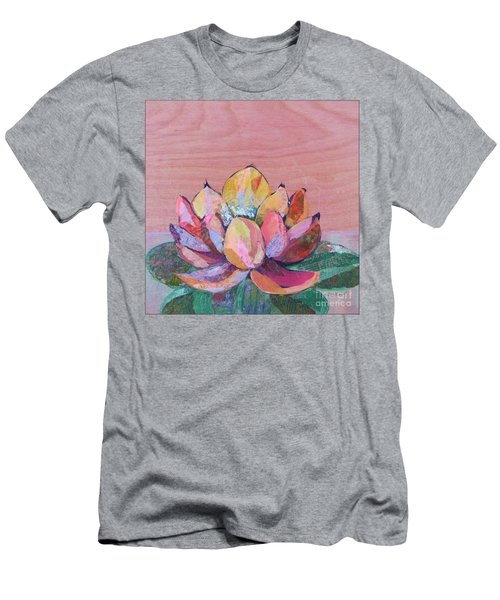 Lotus I Men's T-Shirt (Athletic Fit)