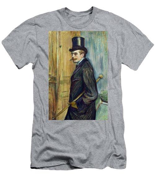 Louis Pascal Men's T-Shirt (Athletic Fit)