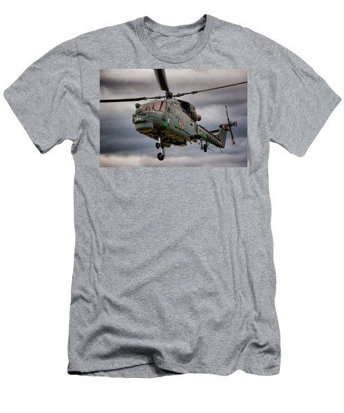 Lynx Men's T-Shirt (Slim Fit) by Paul Job