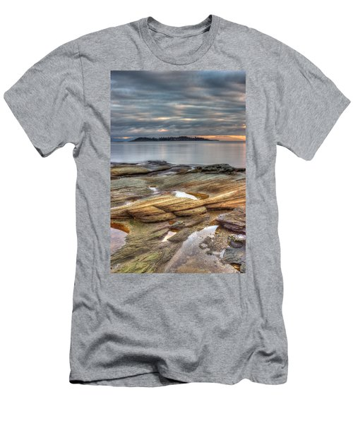 Madrona Sunrise Men's T-Shirt (Athletic Fit)