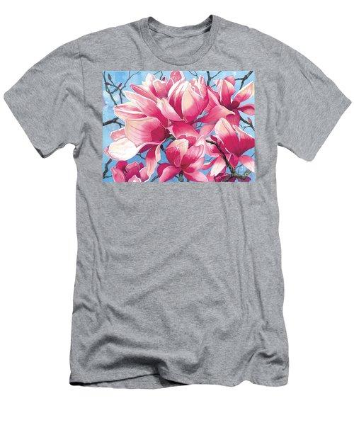 Magnolia Medley Men's T-Shirt (Athletic Fit)