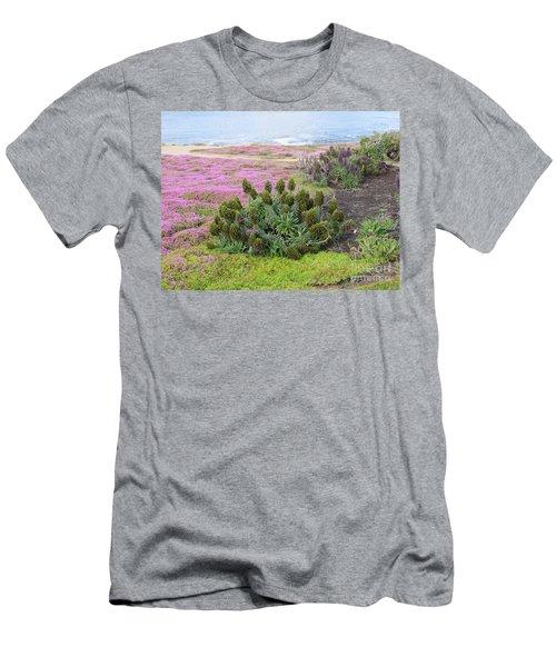 Majestic Shoreline Men's T-Shirt (Athletic Fit)