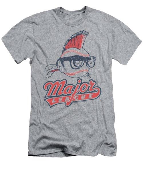 Major League - Vintage Logo Men's T-Shirt (Athletic Fit)