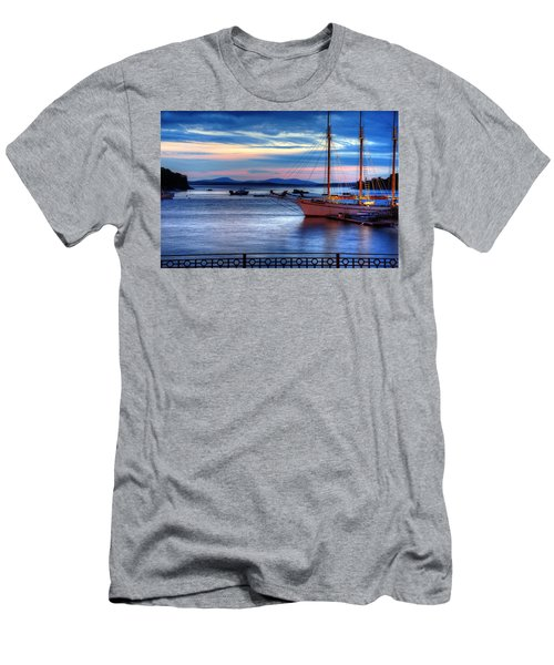 Margaret Todd At Sunrise Men's T-Shirt (Athletic Fit)