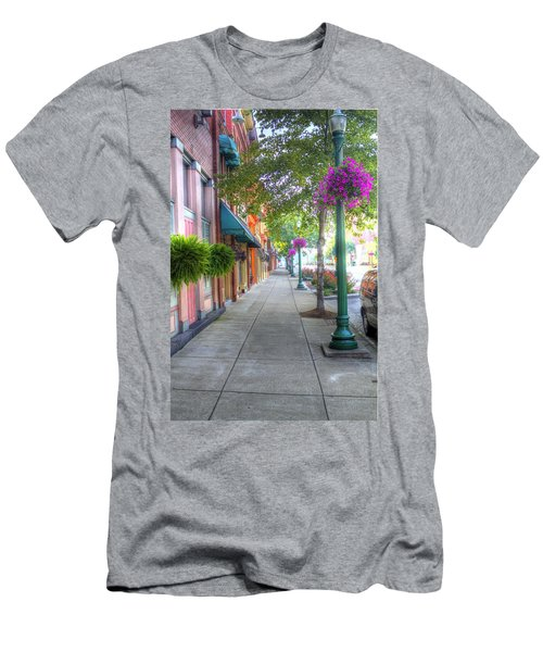 Marietta Sidewalk Men's T-Shirt (Athletic Fit)