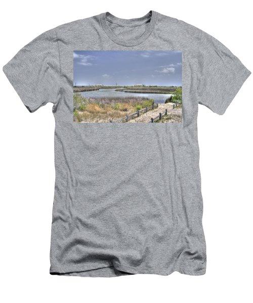 Marsh Men's T-Shirt (Athletic Fit)