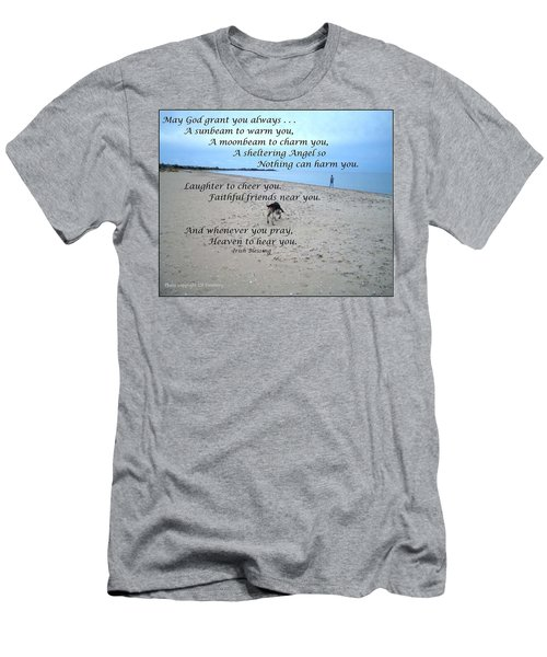 May God Grant You Always Men's T-Shirt (Athletic Fit)
