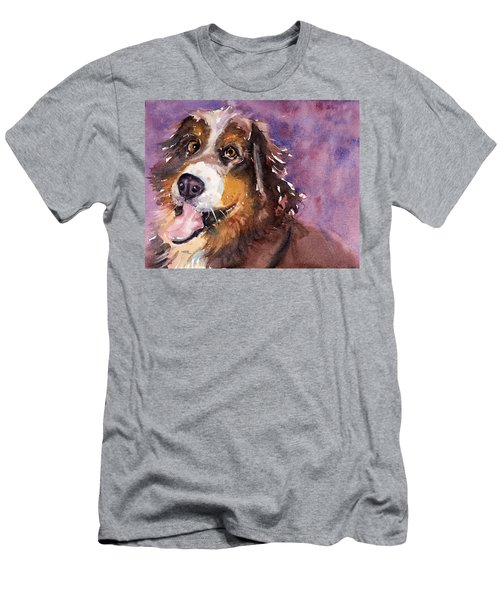 May The Mountain Dog Men's T-Shirt (Athletic Fit)