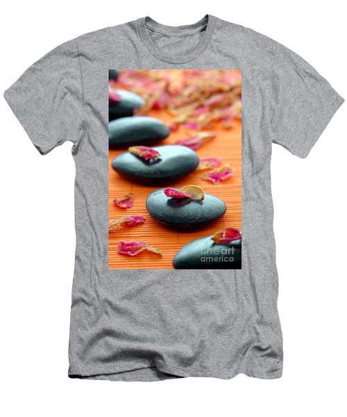 Meditation Zen Path Men's T-Shirt (Athletic Fit)