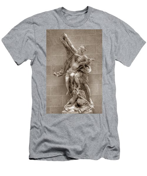 Mercury And Psyche Men's T-Shirt (Athletic Fit)