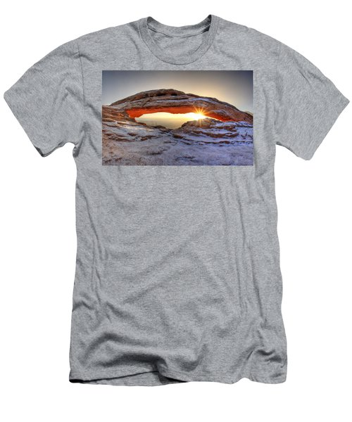 Mesa Sunburst Men's T-Shirt (Athletic Fit)