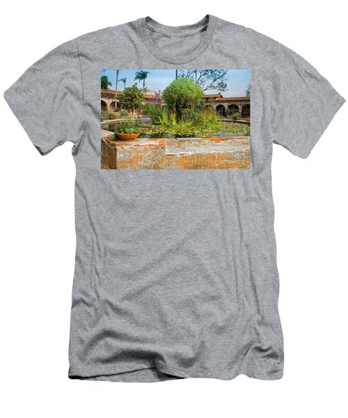 Mission Lilly Pond Men's T-Shirt (Athletic Fit)