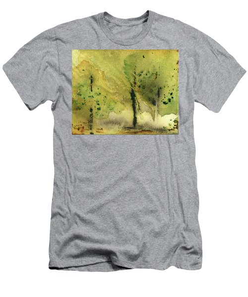 Mist And Morning Men's T-Shirt (Athletic Fit)
