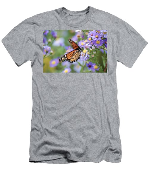 Monarch Butterfly 3 Men's T-Shirt (Athletic Fit)