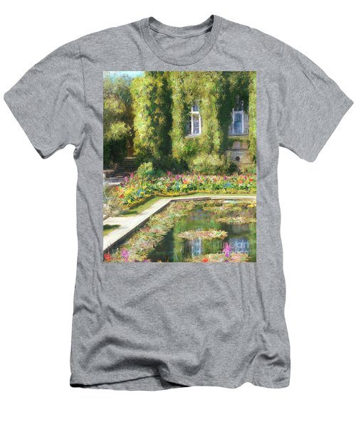 Monet Hommage 1 Men's T-Shirt (Athletic Fit)