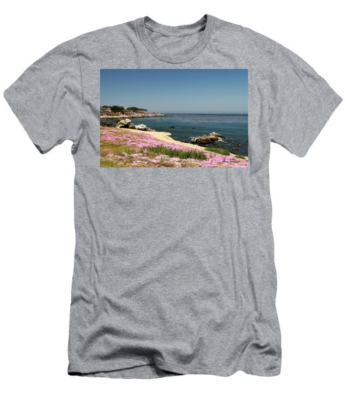 Monterey Bay Men's T-Shirt (Athletic Fit)