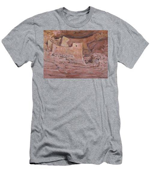 Montezumas Castle Men's T-Shirt (Athletic Fit)