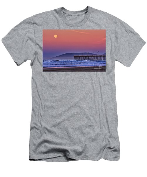 Moonset Men's T-Shirt (Athletic Fit)