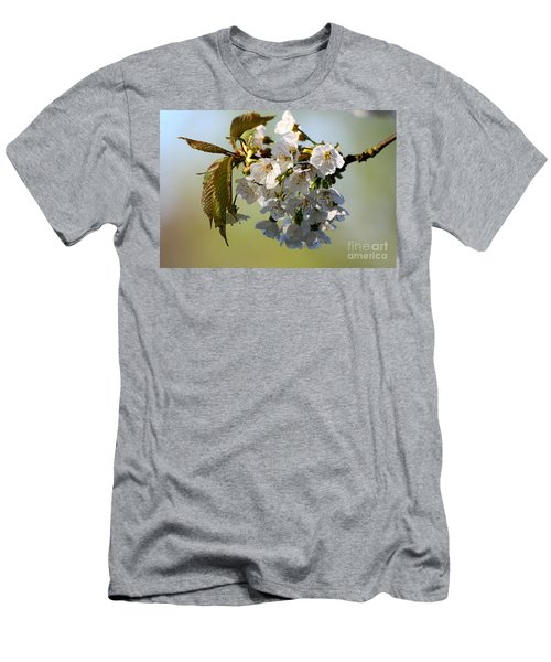 More Spring Flowers Men's T-Shirt (Athletic Fit)