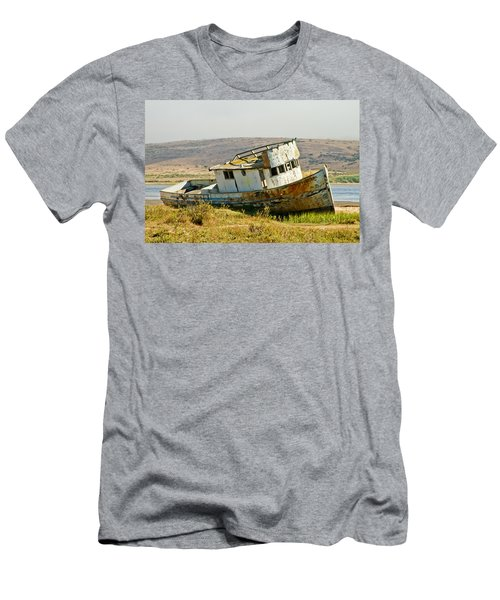 Morning At The Pt Reyes Men's T-Shirt (Athletic Fit)