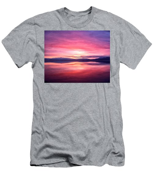 Morning Dawn Men's T-Shirt (Athletic Fit)