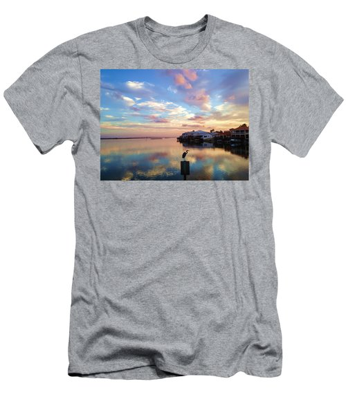 Morning Reflections Men's T-Shirt (Athletic Fit)