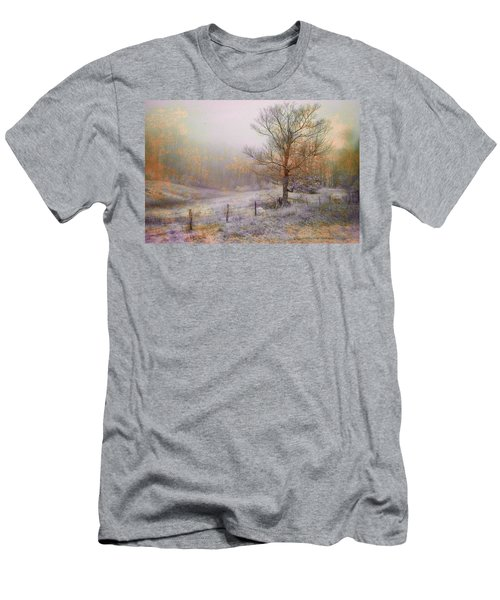 Mountain Mist II Men's T-Shirt (Slim Fit) by William Beuther