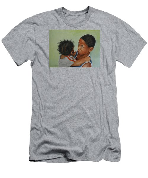 My Brother's Keeper Men's T-Shirt (Athletic Fit)
