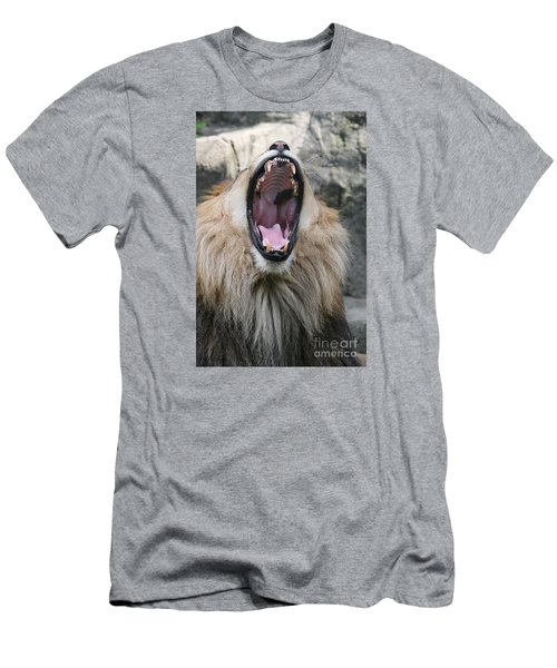 My What Big Teeth You Have Men's T-Shirt (Athletic Fit)