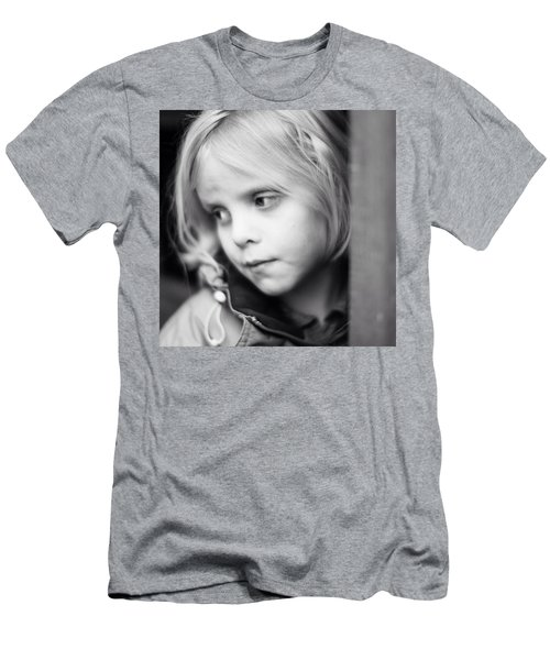 Mya, From When We Lived In England Men's T-Shirt (Athletic Fit)