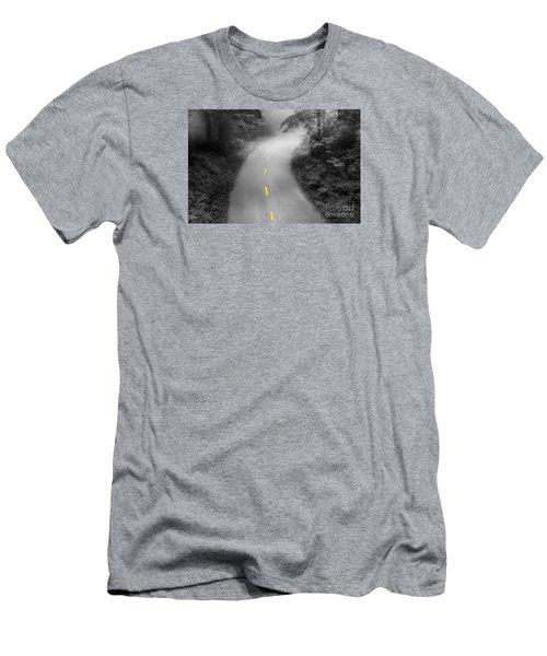 Mysterious Men's T-Shirt (Athletic Fit)