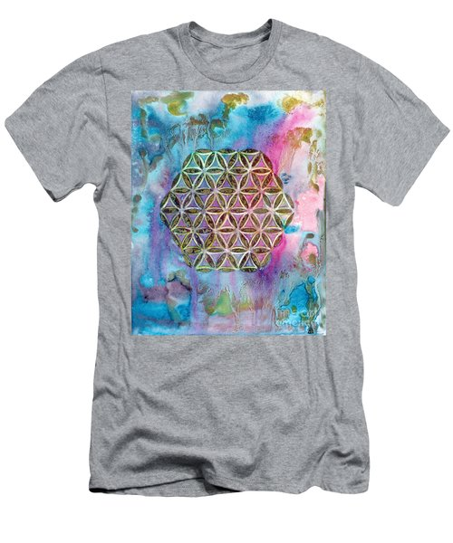 Mystical Morning  Men's T-Shirt (Athletic Fit)