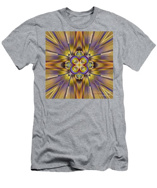Native American Spirit Men's T-Shirt (Slim Fit) by Deborah Benoit