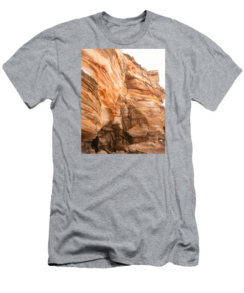 Natural Rock Men's T-Shirt (Athletic Fit)