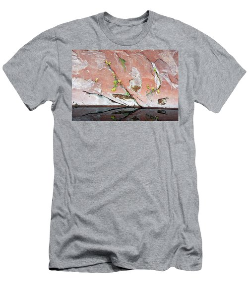 Nature's Abstract Men's T-Shirt (Athletic Fit)