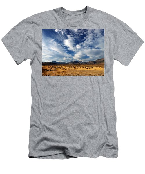 Near The Intersection Of God And The Eastern Sierras Men's T-Shirt (Athletic Fit)