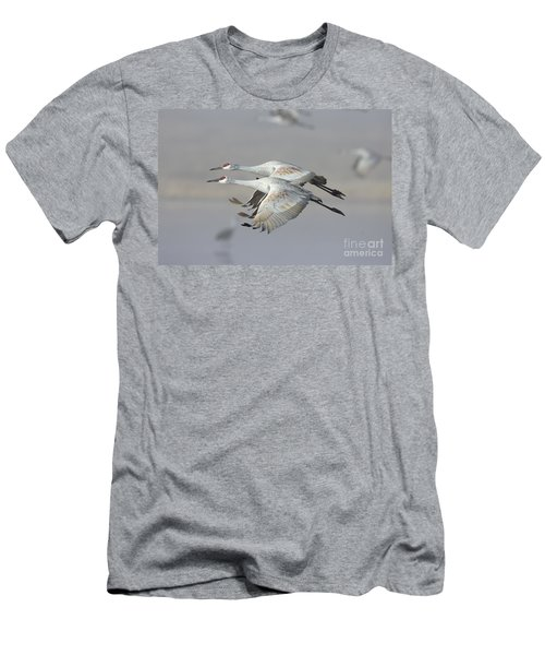 Neck N Neck Men's T-Shirt (Athletic Fit)