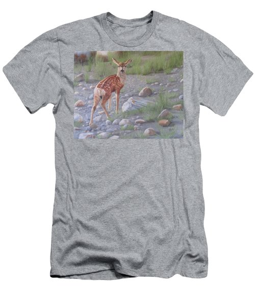 New Beginnings 2 Men's T-Shirt (Athletic Fit)