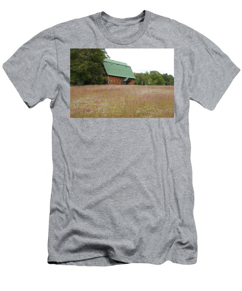 New England Scene Men's T-Shirt (Athletic Fit)